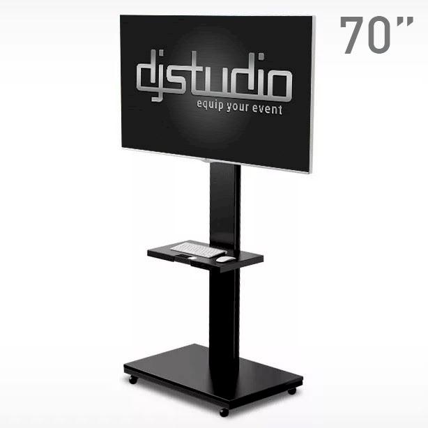 "LED Телевизор диагональ 70"""