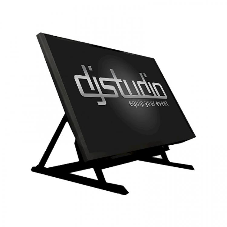 ЖК-ТВ с напольной подставкой