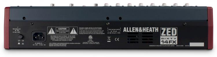 Allen&Heat ZED 60 14FX