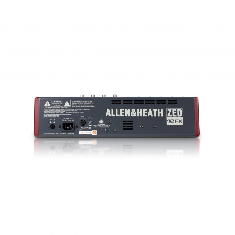 Allen&Heath ZED 12FX