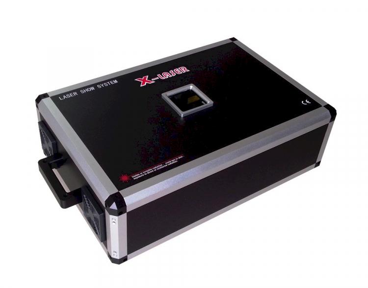 Laser show system Laser Man X-SAG 587