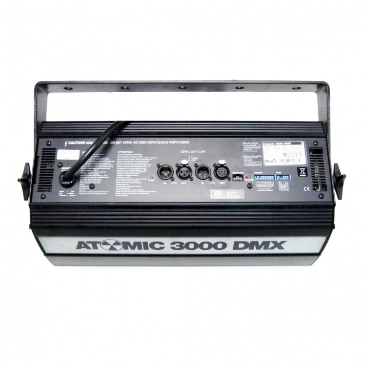 BS ATOMIC 3000 DMX