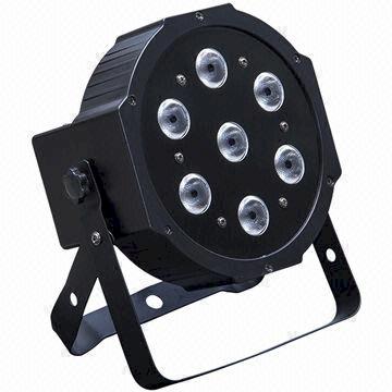 LED PLANOSPOT BLACK