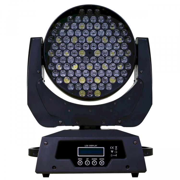 BS LED WASH BLACK