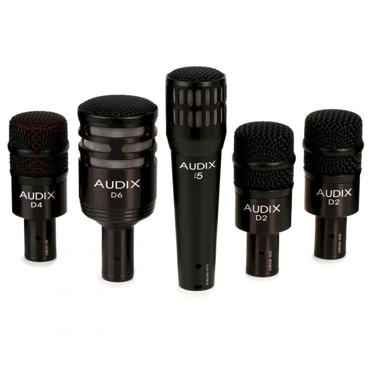 Audix DP5A drum kit
