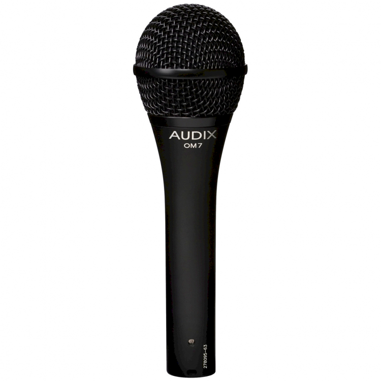AUDIX OM7 (vocal)
