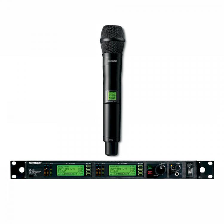 SHURE UHF-R J5E 578-638 MHz / UR2 KSM9