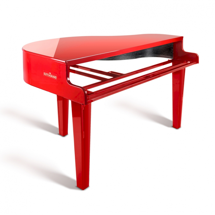 DUTCHGRAND PIANO Shell RED