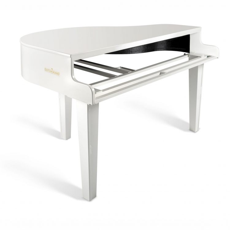 DUTCHGRAND PIANO Shell WHITE