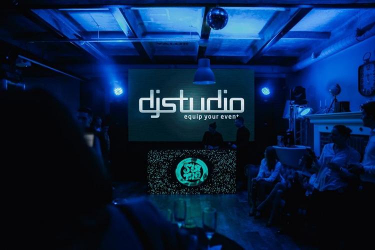 DJ LED STAND