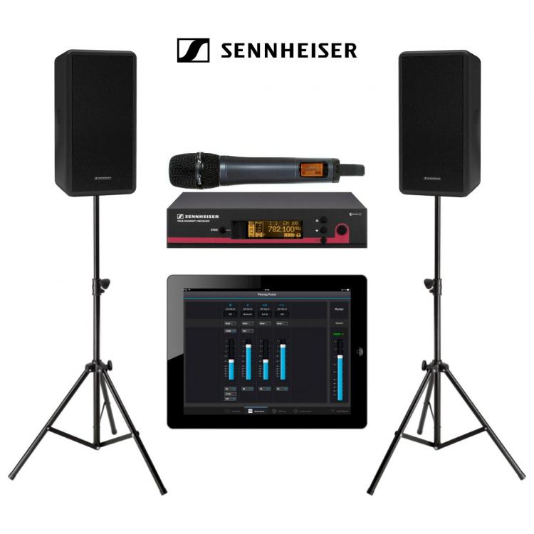 Комплект звука Sennheiser LSP 500 Pro